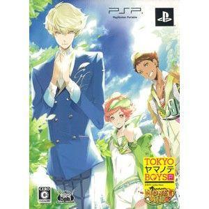 【新品】PSP TOKYOヤマノテBOYS Portable HONEY MILK DISC 限定版|arc-online