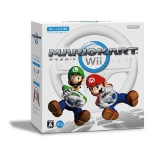 Wii マリオカートWii(Wiiハンドル同梱)|arc-online