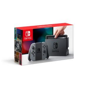 NSW 本体 Nintendo Switch Joy-Con(L)/(R)グレー