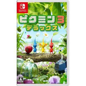 20/10/30発売(前日出荷) 【新品】Switch ピクミン3 デラックス arc-online