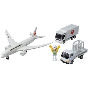 【新品】トミカ 787エアポートセット (JAL) arc-online