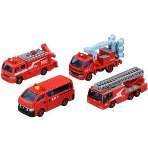 トミカ トミカギフト 消防車両 コレクション2|arc-online