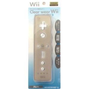 Wii クリアウェアーWii グレー|arc-online