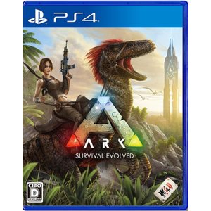 PS4 ARK: Survival Evolved