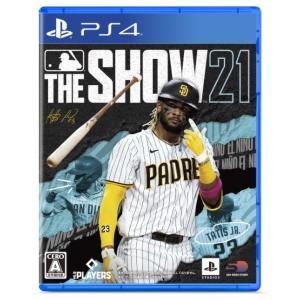 【新品】PS4 MLB The Show 21(英語版)|arc-online