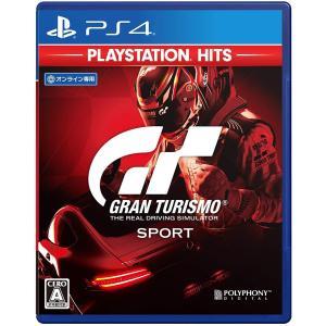【新品】PS4 グランツーリスモSPORT (PlayStation Hits)|arc-online