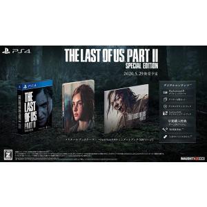 【新品】PS4 The Last of Us Part II スペシャルエディション【CERO:Z】|arc-online