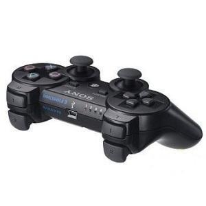PS3 ワイヤレスコントローラ(DUALSHOCK3)ブラック arc-online