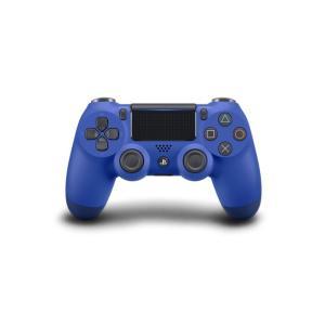 PS4 ワイヤレスコントローラー(DUALSHOCK4)ウェイブ・ブルー|arc-online