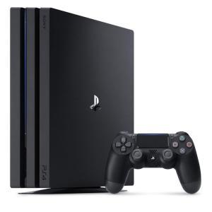 ○機種:プレイステーション4 ○品名:PS4 本体 Pro ジェット・ブラック 2TB(CUH-72...
