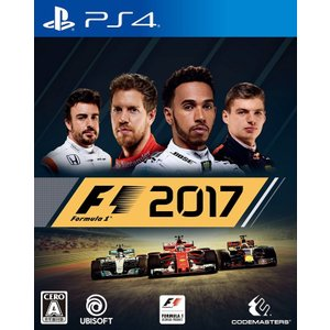 PS4 F1 2017|arc-online