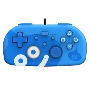 PS4 ワイヤードコントローラーライト ドラゴンクエスト スライム エディション for PlayS...