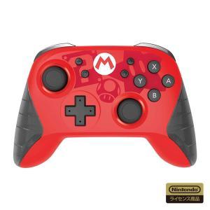 ○品名:NSW ワイヤレスホリパッド for Nintendo Switch(スーパーマリオ)(HO...