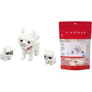 【新品】diablock コレクションシリーズ イヌ [DBC-07]<カワダ>|arc-online