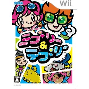 Wii ミブリー&テブリー|arc-online