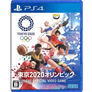 PS4 東京2020オリンピック The OfficialVideo Game|arc-online