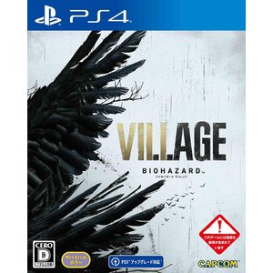 【新品】PS4 BIOHAZARD VILLAGE|arc-online