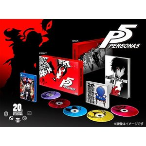 PS4 ペルソナ5 20thアニバーサリー・エディション|arc-online
