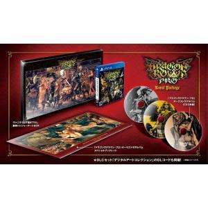 2/8発売(発売前日出荷)PS4 ドラゴンズクラウン・プロ ロイヤルパッケージ|arc-online