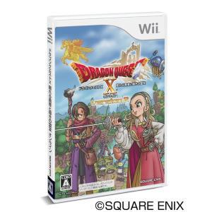 Wii ドラゴンクエスト10 眠れる勇者と導きの盟友 オンライン|arc-online