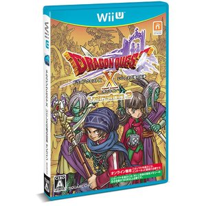 WiiU ドラゴンクエスト10 いにしえの竜の伝承 オンライン|arc-online