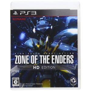 『中古即納』{表紙説明書なし}{PS3}ZONE OF THE ENDERS HD EDITION ゾーン オブ ジ エンダーズ Z.O.E HD PS3 the Best BLJM-55063 20130725 の商品画像