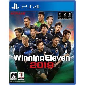 PS4 ウイニングイレブン 2018の関連商品10