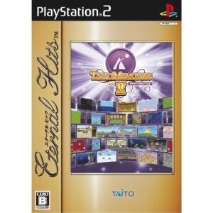 PS2 E・HITS タイトーメモリーズ2 下巻|arc-online