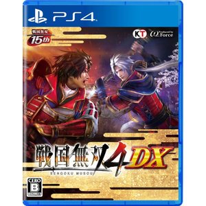 【新品】PS4 戦国無双4 DX|arc-online