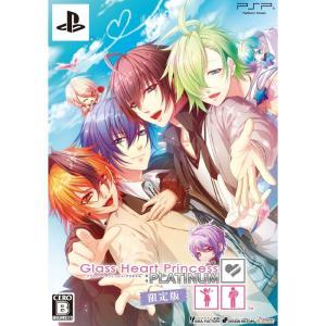 【新品】PSP Glass Heart Princess : PLATINUM 限定版|arc-online