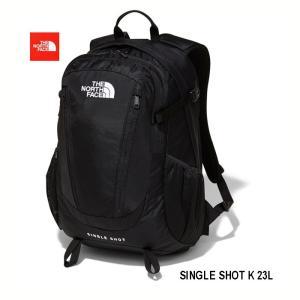 ザ ノース フェイス  シングル ショット ブラック  23L The North Face  Single Shot 23L NM71903 Black|arc-store
