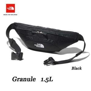 ザ ノースフェイス グラニュール 1.5L  The North Face Granule 1.5L NM71905 (K)ブラック|arc-store