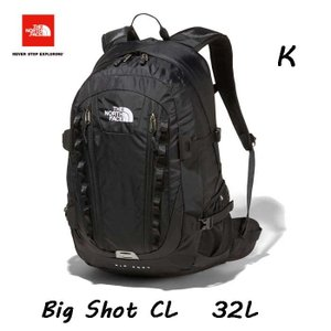 ザ ノース フェイス  ビッグショット シーエル 32L 2020年最新モデル  The North Face  Big Shot CL 32L (K)ブラック|arc-store