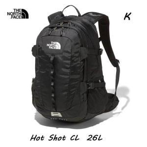 ザ ノース フェイス  ホットショット シーエル ブラック  26L The North Face  K Hot Shot CL 26L NM72006 K Black|arc-store