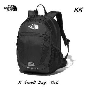 ザ ノース フェイス  キッズ スモールデイ 15L  The North Face  K Small Day 15L  NMJ72004 (KK) ブラック|arc-store