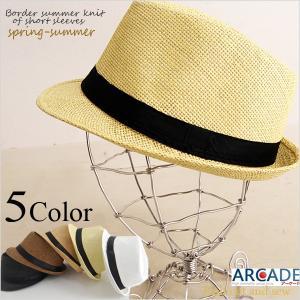 パナマ帽 ハット ペーパー 中折れ ストローハット コンパクトデザイン メンズ レディース 麦わら帽子 セール