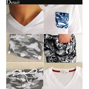上下 セットアップ メンズ セットアップ Tシャツ ショートパンツ メンズ ハーフパンツ 柄 夏 メンズファッション セール 送料無料|arcade|02