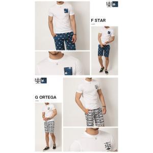 上下 セットアップ メンズ セットアップ Tシャツ ショートパンツ メンズ ハーフパンツ 柄 夏 メンズファッション セール 送料無料|arcade|07