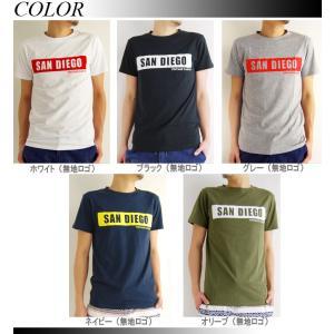 セール Tシャツ メンズ ボックスロゴ プリン...の詳細画像1
