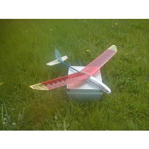 ハンドランチグライダー 折畳み式 バルサキット