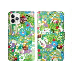 スマホケース 手帳型 ホラグチカヨ iPhone11 iPhone11 Pro XR XS Max ...