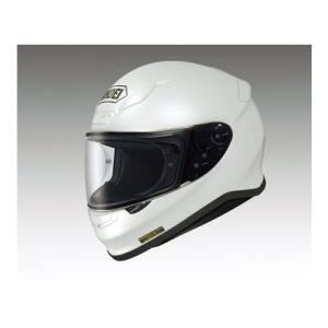 ヘルメット SHOEI Z-7(ルミナスホワイト) サイズ:L(59cm)|archholesale