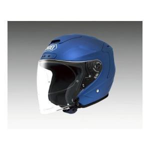 ヘルメット SHOEI J-FORCE4(マットブルーメタリック) サイズ:XL(61cm)|archholesale
