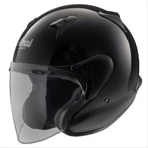 ヘルメット アライ(ARAI) MZ-F(グラスブラック) サイズ:M(57-58)|archholesale
