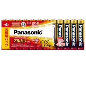 パナソニック アルカリ乾電池 単4形(12本入り×5パック) LR03XJ/12SW|archholesale
