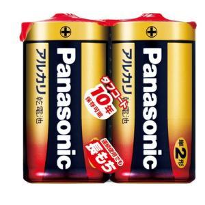 パナソニック アルカリ乾電池 単2形(2本入り×10パック) LR14XJ/2SE|archholesale