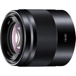 レンズ SONY E 50mm F1.8 OSS SEL50F18 [ブラック]|archholesale