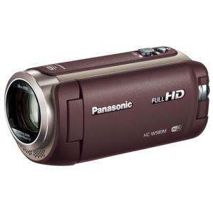 ビデオカメラ パナソニック HC-W580M-T