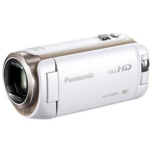 ビデオカメラ パナソニック HC-W580M-W
