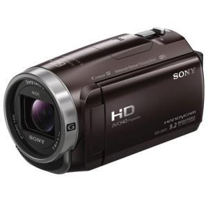 ビデオカメラ SONY HDR-CX675-T